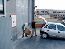 Parkering förråd Benalmadena