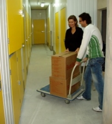 Corridor self storage Benalmadena